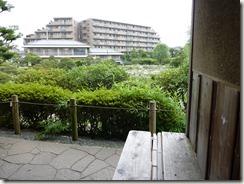 堀切菖蒲園 東屋